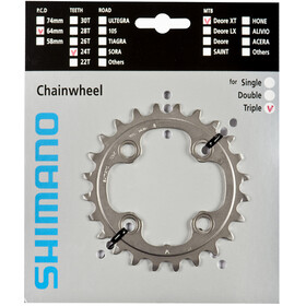 Shimano Deore XT FC-M780 Chainring silver